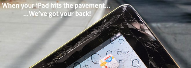 Do not Lost Faith in Your Cracked iPad