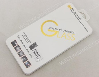 """0.26mm 9H Real Tempered Glass Film Screen Protector Cover for iPhone 6 4.7"""""""