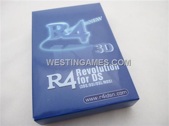 R4idsn R4i Revolution Fire Card for DS Lite/DSi/DSi XL/3DS--DS/DSI
