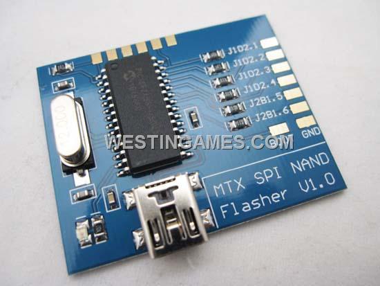 USB SPI 360 Matrix NAND Reader & Programmer for XBOX360--XBOX360 IC