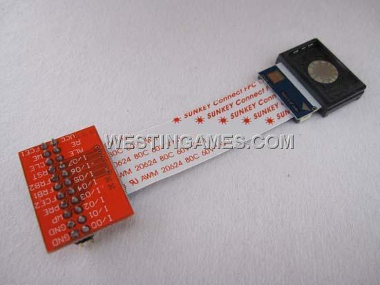 32Pin / 48Pin Solderless 360 Clip Universal TSOP NAND Flash