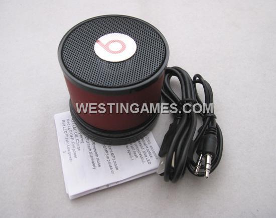 New Monster Beats by Dr Dre Mini Bluetooth Speaker Beatbox