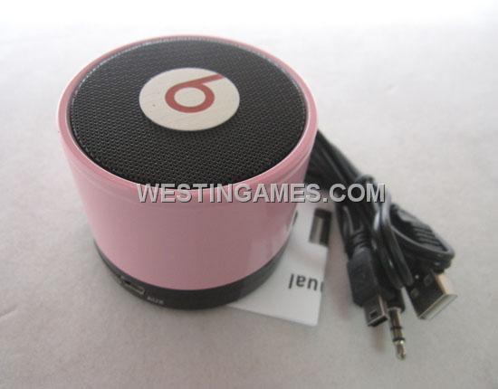 beats by dr dre mini bluetooth speaker instructions