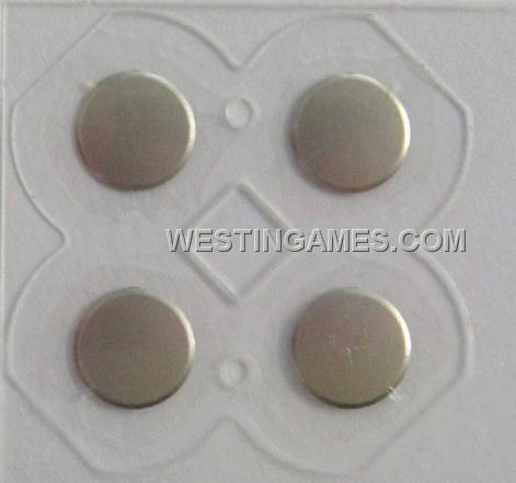 Original Circuit Board PCB ABXY Button Pad Set for 3DS Main board