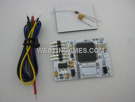 Desinger'S TX RGX Chip DGX V1 2S for XBOX360 Slim Console--Glitch