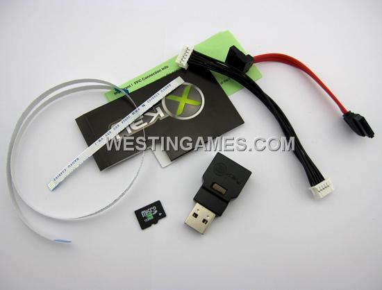 X360KEY Reloaded (XKR) XK3Y XKEY ODE V2 01 Break USB Loader